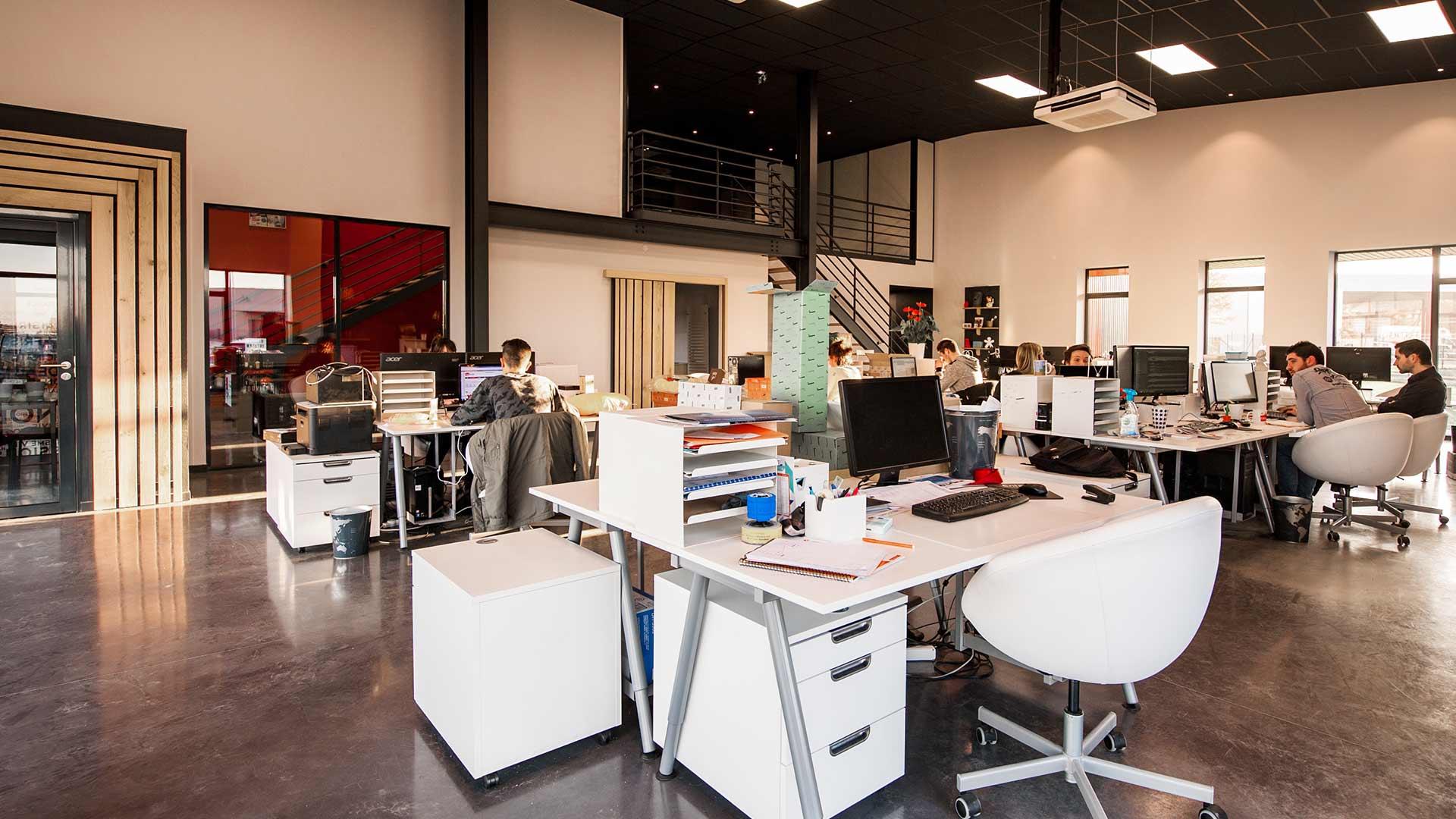 Geschichte der Corporate Design Agentur