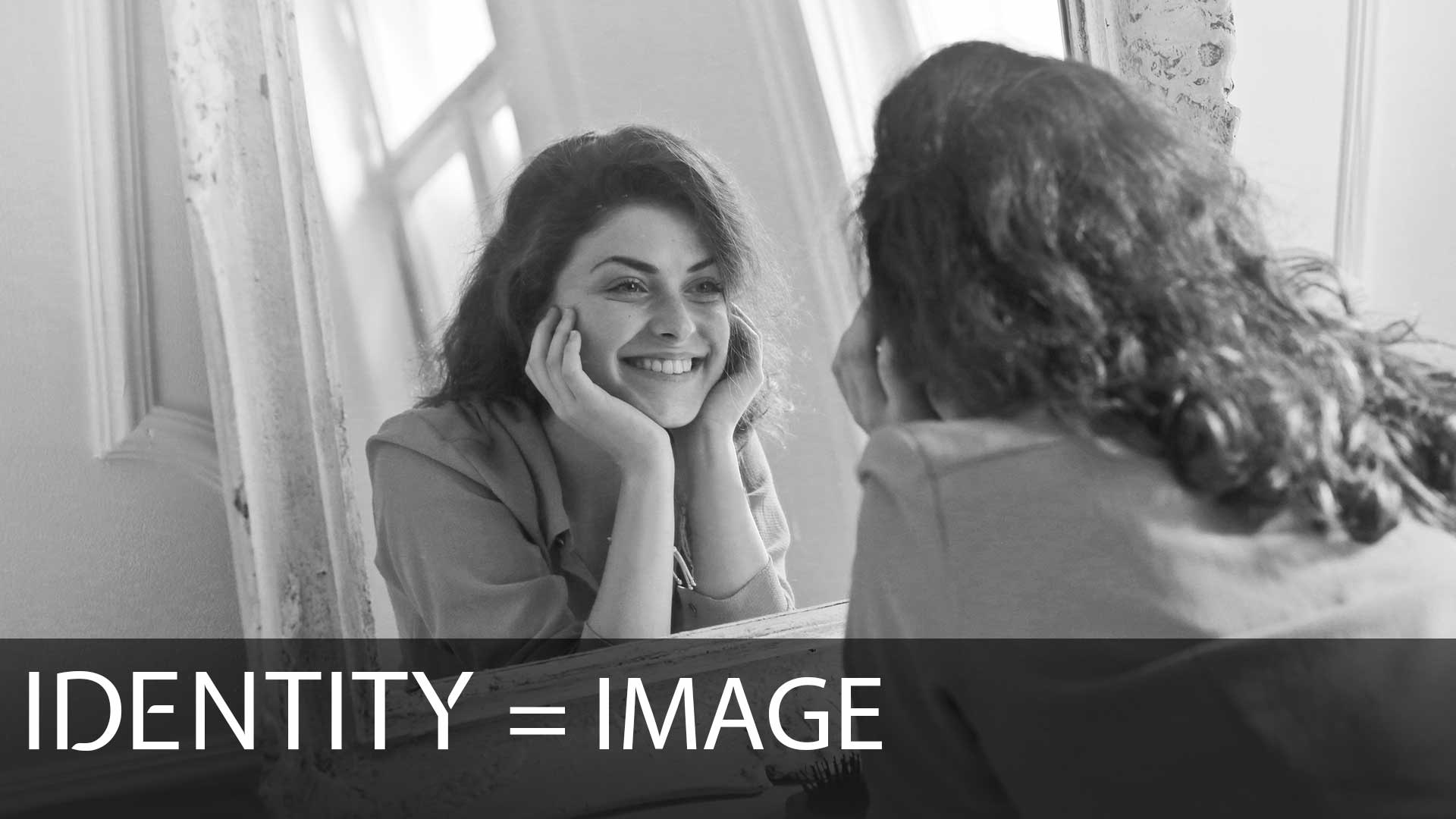 image relates to identity