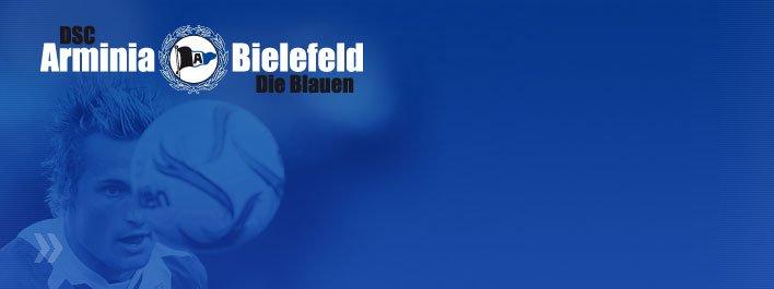 Arminia Bielefeld: historisches Logo